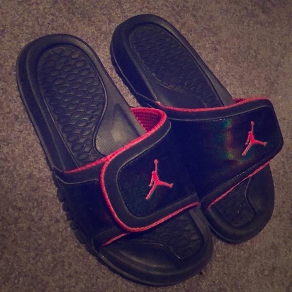 size 40 c2440 9ccfd Cute Jordan slippers